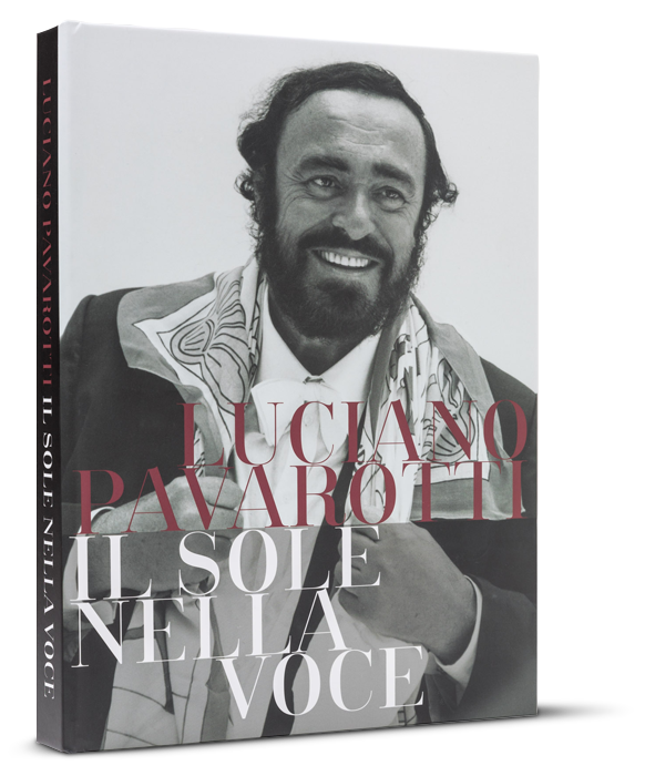 Book Luciano Pavarotti